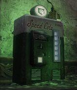 Speed Cola In Kino Der Toten