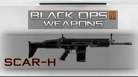 Black ops 2 - Scar H, BEAST! Gameplay Commentary