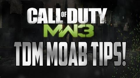 MW3 - TDM Flawless MOAB - How to Get Better at TDM