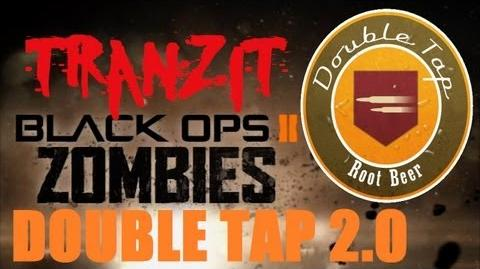 Tranzit Zombies Double Tap 2.0! Absolutely Kick-Ass!!!