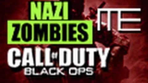 Call of Duty Black Ops ZOMBIES w MYOELECTRIC! on FIVE (First Night Playing!)