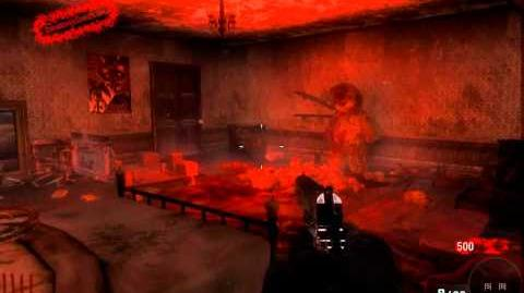 Call of Duty Black Ops - Kino der Toten - Samantha's Room