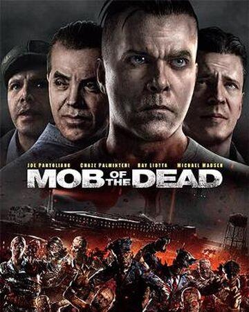 Mob Of The Dead Nazi Zombies Wiki Fandom