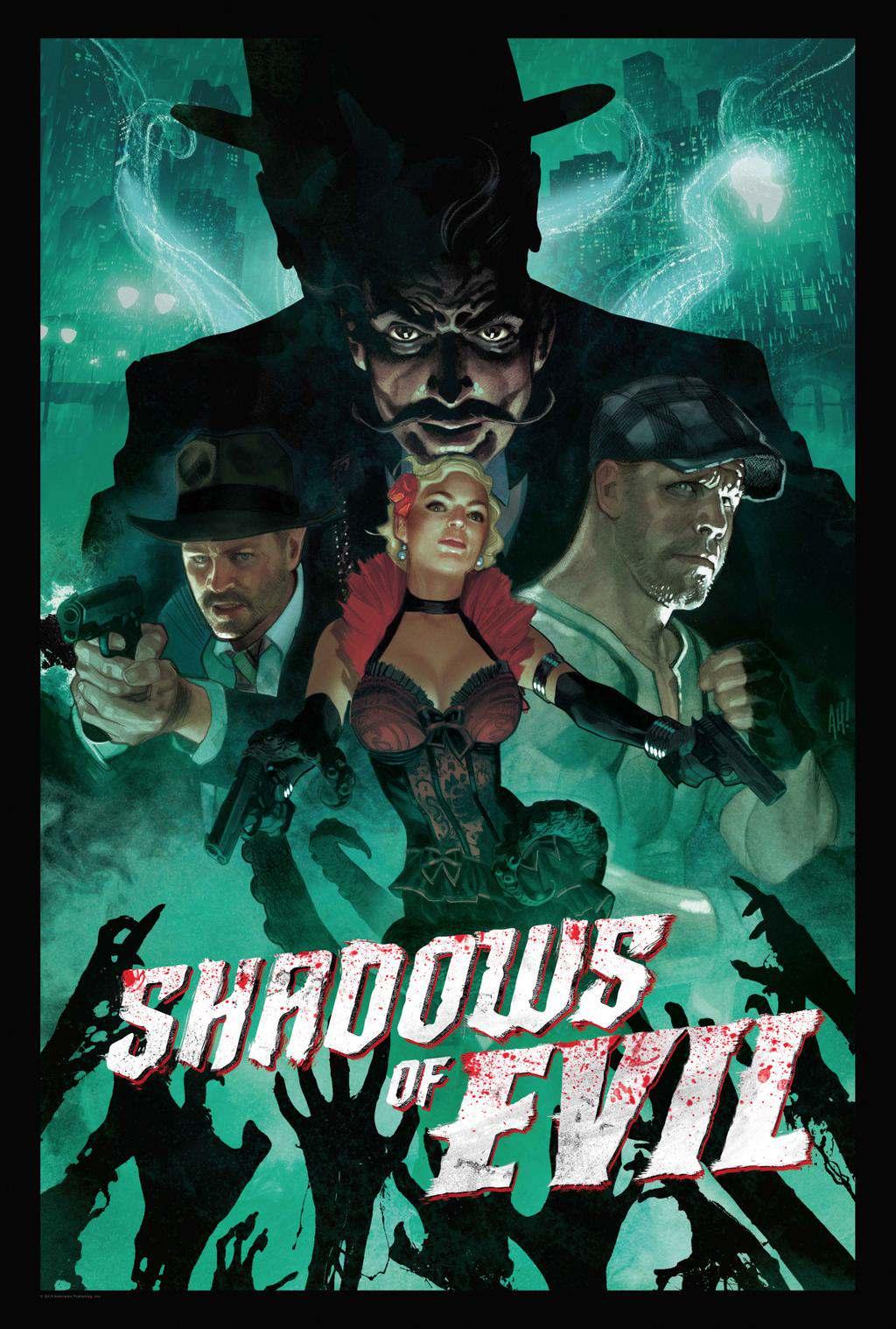 Shadows of Evil | Nazi Zombies Wiki | FANDOM powered by Wikia