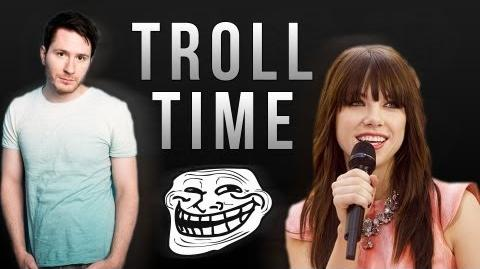 """""""Troll Time"""" - Parody of """"Good Time"""" by Owl City & Carly Rae Jepsen"""