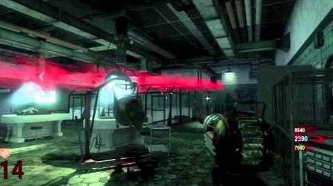 """Funny Pentagon thief fail - Black Ops Zombies """"Five"""""""