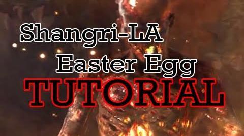 """Shangri-La Full Main Easter Egg Tutorial """"Time Travel Will Tell"""" Achievement"""