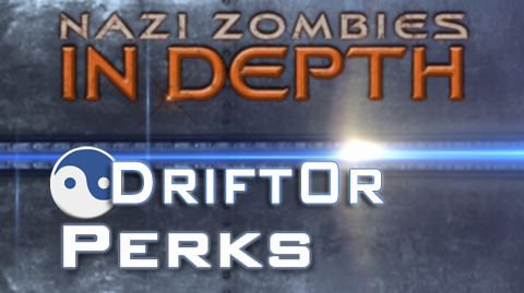 Call of Duty Black Ops Nazi Zombies In Depth Perks by Drift0r (BO Gameplay Commentary)