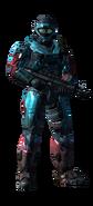 SubVisser 24 - Halo Reach Spartan