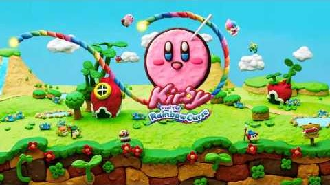 Kirby and the Rainbow Curse Music - CROWNED