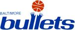 Baltimore Bullets logo 1971–72