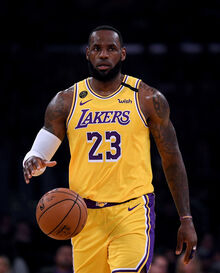 Lebron James (Lakers - Feb 2020)