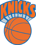New York Knicks logo 1989–92