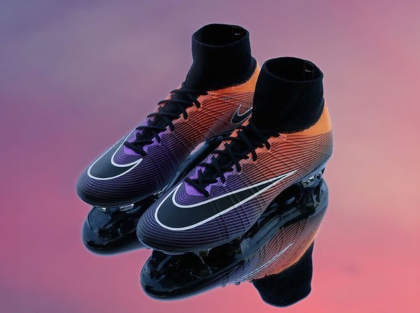 nike running shoes collection orange and purple nike soccer cleats