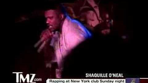 Shaq Raps about Kobe