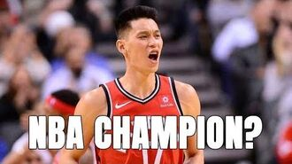 JEREMY LIN Might Become An NBA Champion With The Toronto Raptors!