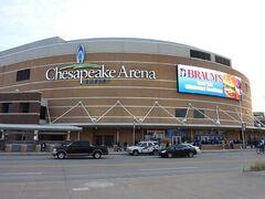 Chesapeake Energy Arena logo
