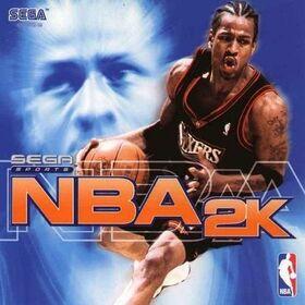 NBA 2K cover