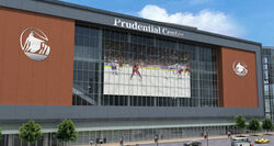 Prudential Center (outside)