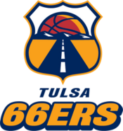 Tulsa 66ers (NBA) logo
