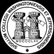 Washington & Jefferson College Seal