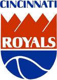 Cincinnati Royals logo 1971–72