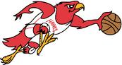 Atlanta Hawks logo 1969–70