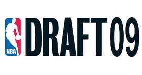 2009 NBA Draft logo