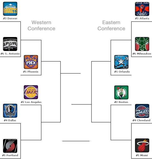 NBA Wiki/2010 NBA Playoff map   Basketball Wiki   FANDOM ...