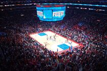 San Antonio Spurs at Los Angeles Clippers 2015-04-28 01