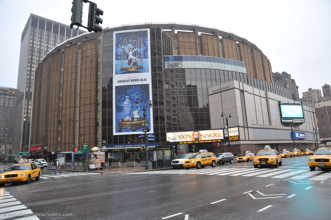 Madison square garden basketball wiki fandom powered by wikia for Address of madison square garden