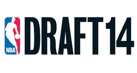 2014 NBA Draft logo