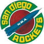 San Diego Rockets logo