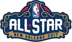2017 NBA All-Star logo