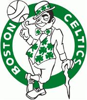 Boston Celtics logo (1976-1995)
