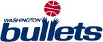 Washington Bullets logo 1974–1987