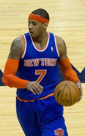Carmelo Anthony 2013-01-05