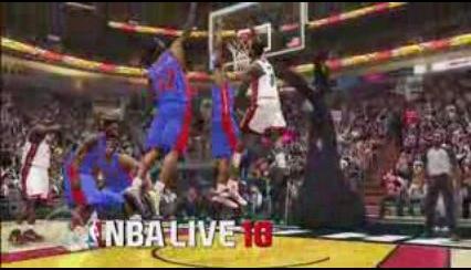 NBA Live 10 Trailer