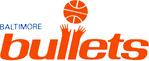 Baltimore Bullets logo 1968–69