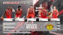 Chicago Bulls NBA 2K18