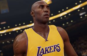 NBA 2K15 Kobe Bryant