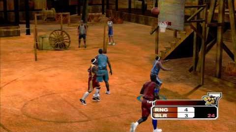 NBA 2K6 - 24 7 mode part 2 - Enjoy