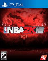 NBA 2K15cover