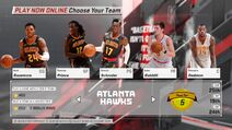 Atlanta Hawks NBA 2K18