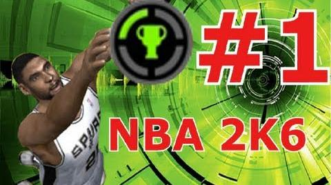 NBA 2K6 The Easiest 1,000 GamerScore Guide ! HD