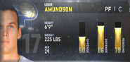 Louis Amundson 2012
