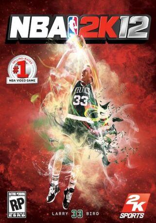 Larry Bird 2012 cover