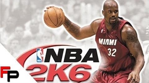 NBA 2K6 (2005) - Original X-Box - Throwback Thursday - Ep