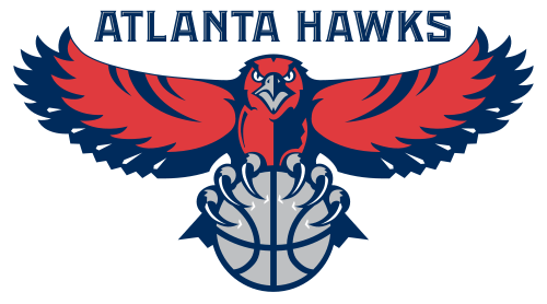 Image result for logo atlanta hawks