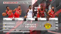 Toronto Raptors NBA 2K18